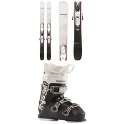 Rossignol Black Ops Dreamer Skis ​+ Xpress 10 GW Bindings ​+ Kelia 50 Ski Boots - Women's 2021