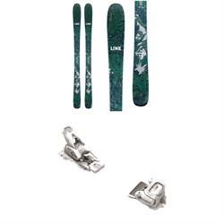Line Skis Pandora 94 Skis - Women's ​+ Tyrolia Attack² 12 GW Bindings 2021
