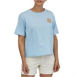 Patagonia Same Ocean Organic Easy Cut T-Shirt - Women's