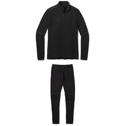 Smartwool Intraknit Merino 250 Thermal 1​/4 Zip ​+ Bottoms