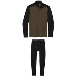 Smartwool Merino 250 Baselayer 1​/4 Zip Top ​+ Bottoms