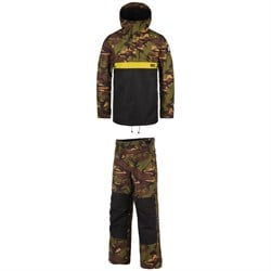 Planks Clothing Happy Days Anorak ​+ Easy Rider Pants