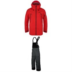 Planks Clothing Yeti Hunter Shell Jacket ​+ Bibs