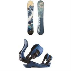 Rossignol XV Snowboard + XV Snowboard Bindings 2022