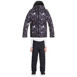 Quiksilver Mission Printed Jacket + Estate Pants - Boys'
