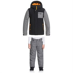 Quiksilver Ridge Jacket ​+ Porter Pants - Boys'