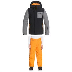 Quiksilver Ridge Jacket + Porter Pants - Boys'