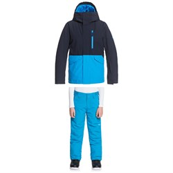 Quiksilver Mission Solid Jacket ​+ Estate Pants - Boys'