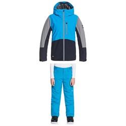 Quiksilver Ambition Jacket + Estate Pants - Boys'