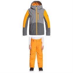 Quiksilver Ambition Jacket ​+ Porter Pants - Boys'
