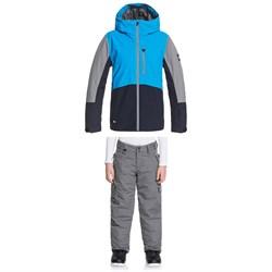 Quiksilver Ambition Jacket + Porter Pants - Boys'