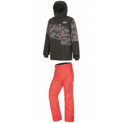 Picture Organic Milo Jacket - Boys' ​+ August Pants - Kids'