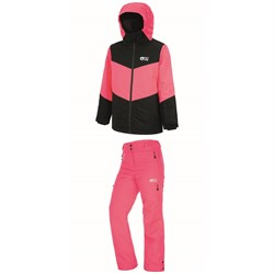 Picture Organic Weeky Jacket - Girls' ​+ Mist Pants - Kids'