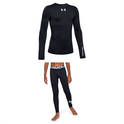 Under Armour ColdGear® Armour Long Sleeve Top ​+ Leggings - Boys'