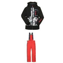 Kamik Apparel Ben Cred Jacket ​+ Jett 20 Bib Pants - Boys'