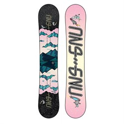 GNU Asym Velvet C2 Snowboard - Blem - Women's 2021