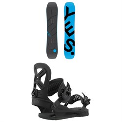 Yes. Fun Inc. Snowboard + Union Cadet Pro Snowboard Bindings - Kids' 2021
