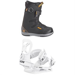 Union Cadet Snowboard Boots ​+ Union Cadet XS Snowboard Bindings - Little Kids' 2021