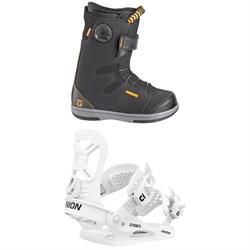Union Cadet Snowboard Boots + Union Cadet XS Snowboard Bindings - Little Kids' 2021