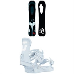 Lib Tech T.Rice Orca Snowboard  + Union Trilogy Snowboard Bindings - Women's 2021