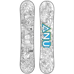 GNU Recess Asym BTX Snowboard - Blem - Little Kids' 2020