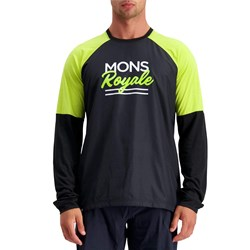 MONS ROYALE Tarn Freeride LS Jersey