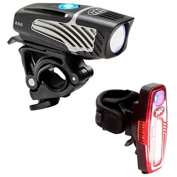Nite Rider Lumina Micro 650​/Sabre 110 Bike Light Set