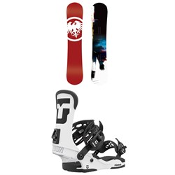 Never Summer Proto Synthesis Snowboard ​+ Union Force Snowboard Bindings 2021