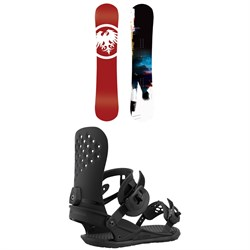 Never Summer Proto Synthesis Snowboard ​+ Union Strata Snowboard Bindings 2021