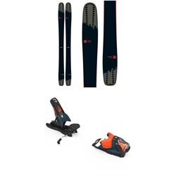 Rossignol Soul 7 HD Skis ​+ Look SPX 12 GW Ski Bindings