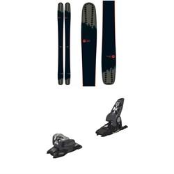 Rossignol Soul 7 HD Skis  + Marker Griffon 13 ID Ski Bindings