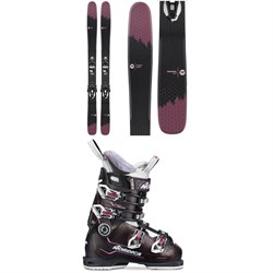 Rossignol Sky 7 HD W Skis ​+ Konect NX 12 GW Ski Bindings  ​+ Nordica Speedmachine 95 W Alpine Ski Boots - Women's