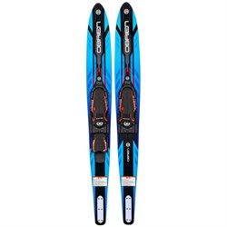 Obrien Celebrity 64 Combo Water Skis ​+ Jr. X-7 & RT Bindings - Kids'