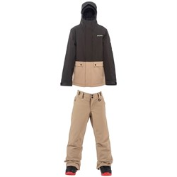Bonfire Vector Insulated Jacket ​+ Tactical Pants - Boys'