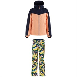 O'Neill Blaze Jacket  + Charm AOP Pants - Girls'