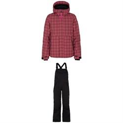 O'Neill Allover Jacket + Bib Snow Pants - Kids'