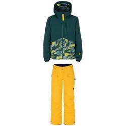 O'Neill Texture Jacket + Anvil Pants - Boys'