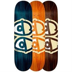 Krooked Eyes Assorted 8.5 Skateboard Deck