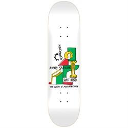 Krooked Alexis Sablone Guest 8.25 Skateboard Deck