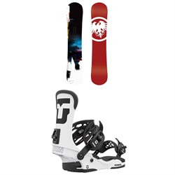 Never Summer Proto Synthesis X Snowboard ​+ Union Force Snowboard Bindings 2021