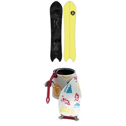 Burton Family Tree Pow Wrench Splitboard 2021 ​+ Burton x G3 High Traction Splitboard Climbing Skins