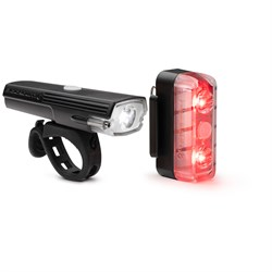 Blackburn Dayblazer 400 Front and 65 Rear Bike Light Set