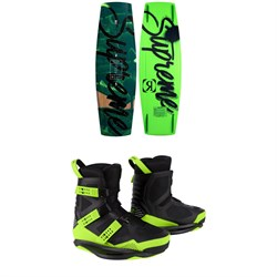 Ronix Supreme Sandwich ATR ​+ Supreme Wakeboard Package 2021