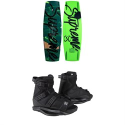 Ronix Supreme Sandwich ATR ​+ Anthem Wakeboard Package 2021