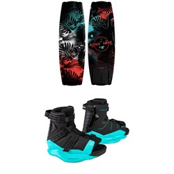 Ronix Krush SF ​+ Halo Wakeboard Package - Women's 2021