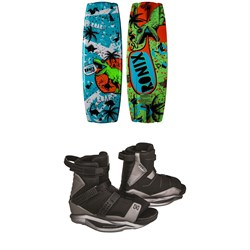 Ronix Vision ​+ Anthem Wakeboard Package - Kids 2021