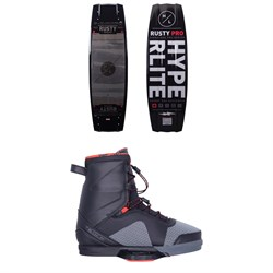 Hyperlite Rusty Pro ​+ Team X Wakeboard Package 2021