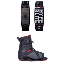 Hyperlite Rusty Pro ​+ Team OT Wakeboard Package 2021