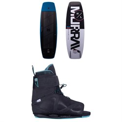 Hyperlite Murray ​+ Session Wakeboard Package 2021