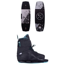 Hyperlite Baseline ​+ Session Wakeboard Package 2021